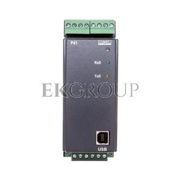 Programowalny przetwornik sieci 1-fazowej zasilanie 85-253V AC/DC P41 100P0-118916