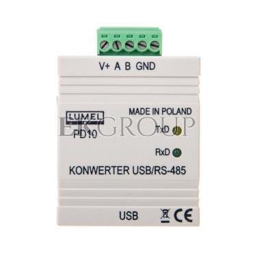 Konwerter USB/RS-485 z izolacją galwaniczną bez atestu KJ PD10 100-119355