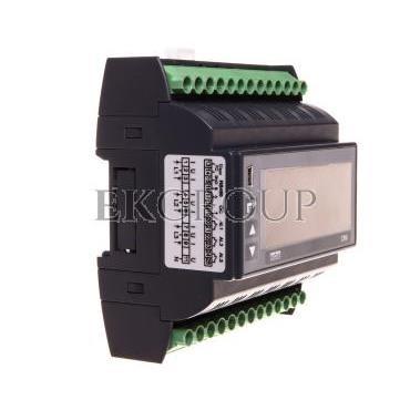 Miernik sieci 3-fazowej wej. I 1A/5A wej. U 3x30/400V zasilanie 85-253V AC 90-300V DC N43 12100P0-118918