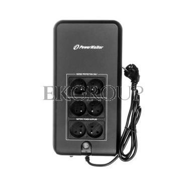 UPS POWER WALKER OFFLINE 800VA 4xPL   2xPL OUT VFD 800 APFC/FR-119903