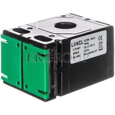 Przekładnik prądowy z otworem na szynę 50/30 (30) 200A/5A klasa 0,5 LCTB 5030300200A55-119560