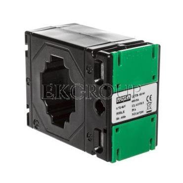 Przekładnik prądowy z otworem na szynę 62/40 (40) 400A/5A klasa 0,5 LCTB 6240400400A55-119553