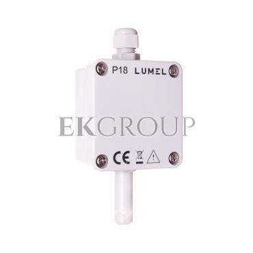 Przetwornik temperatury i wilgotnosci 2 wyjścia 4-20mA czujnik przy obudowie P18 100P0-119759