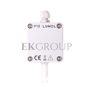 Przetwornik temperatury i wilgotnosci 2 wyjścia 4-20mA czujnik przy obudowie P18 100P0-119760