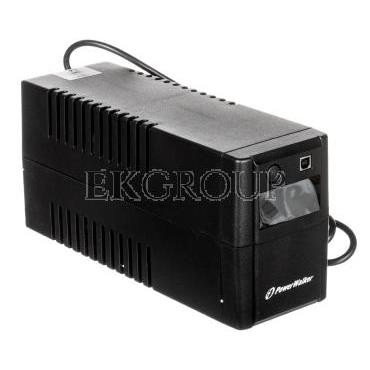 UPS POWER WALKER LINE-INTERACTIVE 850VA 2x230V PL OUT, RJ11 IN/OUT USB, LCD VI 850 SE LCD-119932