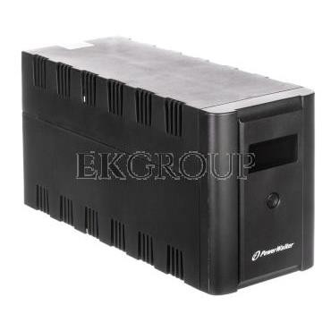 UPS POWER WALKER LINE-INTERACTIVE 1200VA 2x230V 2xIEC OUT, RJ11/RJ45 IN/OUT, USB, LCD VI 1200 LCD-119934
