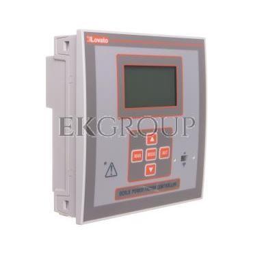 Automatyczny regulator współczynnika mocy do układów 1f i 3f  n/n i s/n DCRL8-119808