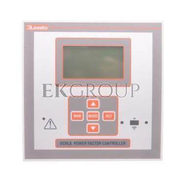 Automatyczny regulator współczynnika mocy do układów 1f i 3f  n/n i s/n DCRL8-119809