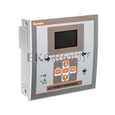 Automatyczny przełącznik sieci zasilanie 100-240V AC obudowa 144x144mm ATL600-118999