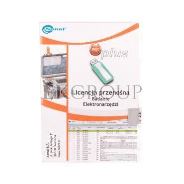 Adapter klucz sprzętowy USB do programu SONEL PAT PLUS WAADAKEY2-119404