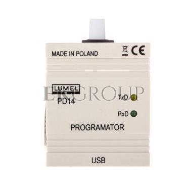 Programator do urządzeń Lumel (USB) bez atestu KJ PD14 0-119399
