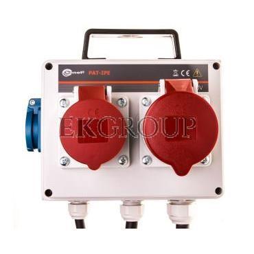 Adapter do pomiaru prądu upływu PAT IPE WAADAPATIPE-119372