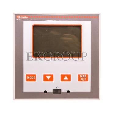 Automatyczny regulator współczynnika mocy do układów 1f i 3f  n/n i s/n DCRL5-119807
