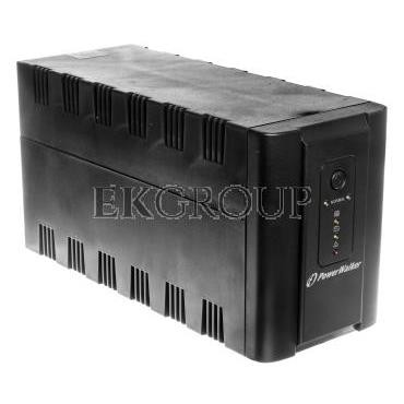 UPS POWER WALKER LINE-INTERACTIVE 2200VA 2x 230V PL   2x IEC OUT, RJ11/RJ45 IN/OUT, USB VI 2200-119879