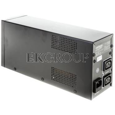 UPS LINE-INTERACTIVE 650VA 2x IEC 230V OUT UPS-PC-652A-119885