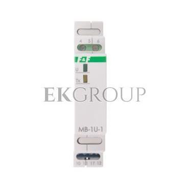 Przetwornik napięcia 0-285V AC 0-400V DC z wyjściem MODBUS RTU MB-1U-1-119727