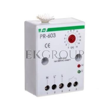 Przekaźnik priorytetowy 1Z 16A 230V AC PR-603-119441