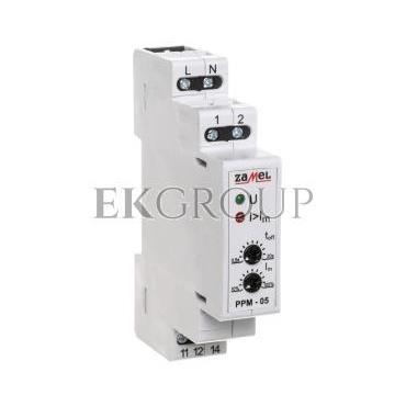 Przekaźnik priorytetowy 230V AC 0,5-5A PPM-05/5 EXT10000109-119445