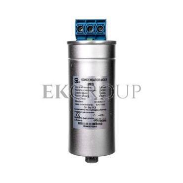 Kondensator gazowy MKG niskich napięć 2,5Var 400V KG MKG-2,5-400-119017