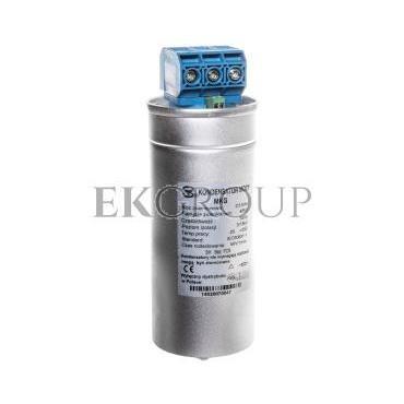 Kondensator gazowy MKG niskich napięć 2,5kVar 450V KG MKG-2,5-450-119018
