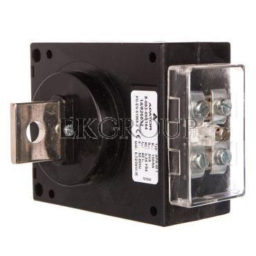 Przekładnik prądowy z uzwojeniem pierwotnym APA-W 1 150/5A kl.0,2s 5VA /  świadectwo wzorcowania/-119656