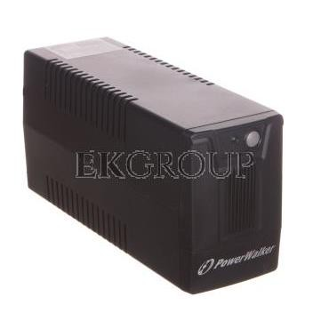 UPS POWERWALKER LINE-INTERACTIVE 800VA 2xPL 230V, RJ11/45 IN/OUT, USB VI 800 SC/FR-119964
