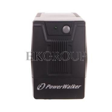UPS POWERWALKER LINE-INTERACTIVE 800VA 2xPL 230V, RJ11/45 IN/OUT, USB VI 800 SC/FR-119965