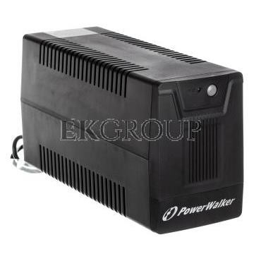 UPS POWERWALKER LINE-INTERACTIVE 1000VA 4xPL 230V, RJ11/45 IN/OUT, USB VI 1000 SC/FR-119962