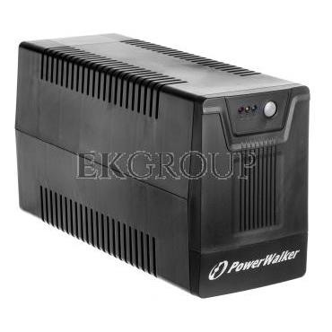 UPS POWERWALKER LINE-INTERACTIVE 1500VA 4xPL 230V, RJ11/45 IN/OUT, USB VI 1500 SC/FR-119966