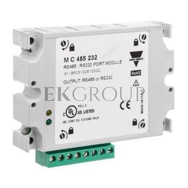 Moduł komunikacyjny Modbus RTU (RS485) do analizatorów WM20/30/40 MC485232-119401