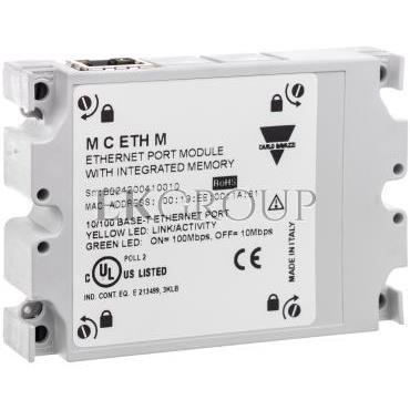 Moduł komunikacyjny Modbus TCP/IP (Ethernet) ze zintegrowaną pamięcią tylko do analizatora WM40 MCETHM-119403
