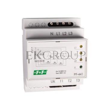 Automatyczny przełącznik faz do współpracy ze stycznikami PF-441-118967
