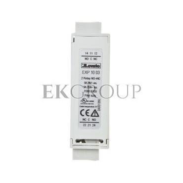 Moduł dodatkowy, 2 wyjścia przekaźnikowe, 5A (250V) EXP1003-118895