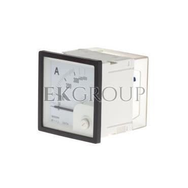 Miernik tablicowy prądu i napięcia zakres 5/10A podziałka 300/600A EQB72-119337