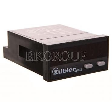 Wskaźnik częstotliwości LED 10-30V DC DIN 48x24 IP65 CODIX 522 6.522.012.300-119396