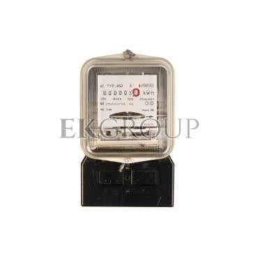 Licznik energii elektrycznej 1-fazowy A52 10/40A 220V REG./LEG.-119169