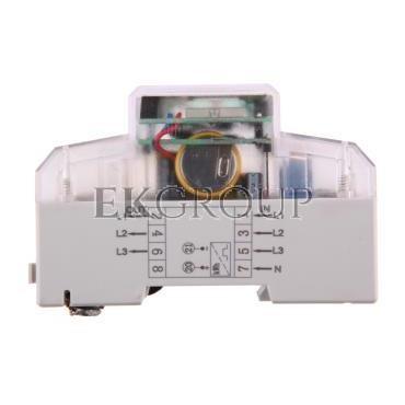 Licznik energii elektrycznej 3-fazowy zgodność z MID 63A 230/400V z wyświetlaczem LCD LE-02D-119054