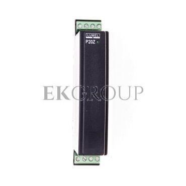 Przetwornik wejście AC wejście 0-5A wyjście 4-20mA zasilanie 85-253V AC/DC zaciski nierozłączne śrubowe bez atestu KJ P20Z 09311