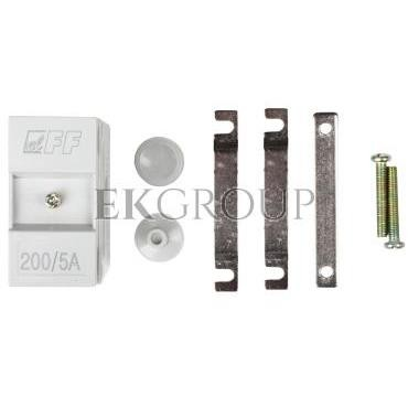 Przekładnik prądowy TI-200/5 5VA kl.0,5 na kabel i szynę fi22 30/25/20x10mm-119452