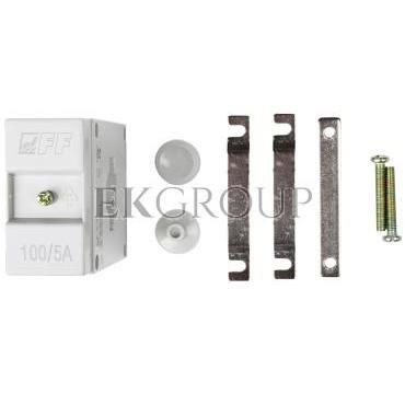 Przekładnik prądowy TI-100/5 2,5VA kl.0,5 na kabel i szynę fi22 30/25/20x10mm-119455