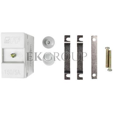 Przekładnik prądowy TI-150/5 2,5VA kl.0,5 na kabel i szynę fi22 30/25/20x10mm-119458