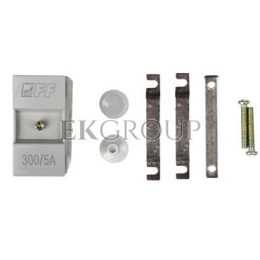 Przekładnik prądowy TI-300/5 5VA kl.0,5 na kabel i szynę fi22 30/25/20x10mm-119464