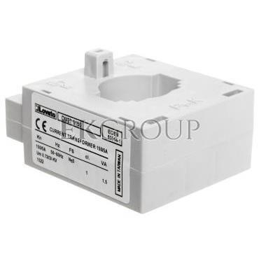 Przekładnik prądowy 150/5A 1,5VA kl.1 na kabel i szynę fi23/10x30mm/15x20mm DM2T0150-119506