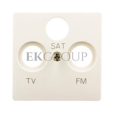 Simon 82 Gniazdo antenowe RD/TV/SAT beżowe 82037-31-120541