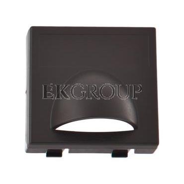 Simon Connect Pokrywa K45 wpustu kablowego szary grafit K10/14-133154