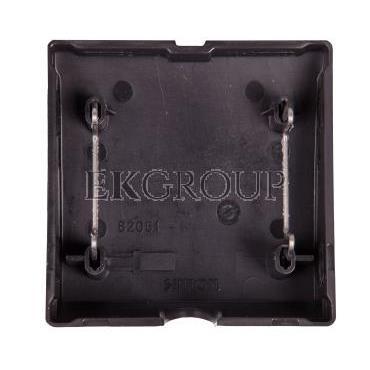 Simon 82 Pokrywa gniazda głośnikowego/ wypustu kablowgo/ łącznika z cięgnem grafit 82051-38-133156