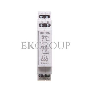 Przekaźnik bistabilny beznapięciowy PBM-05/12-24V EXT10000069-134213