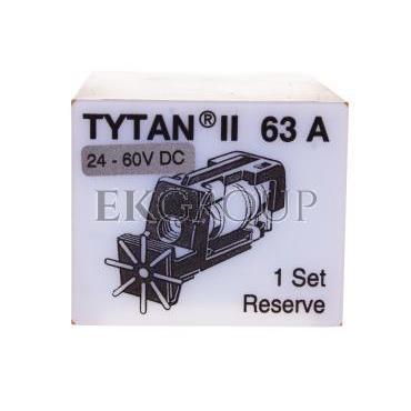 Wtyk bezpiecznikowy D02/gG/63A/400V Z-SLS/B/24-63A z sygnalizacją 269004 (3szt.)-137201