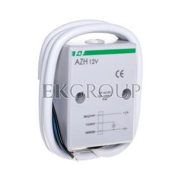 Wyłącznik zmierzchowy 10A 12V AC 2-1000lx AZH-12-143521