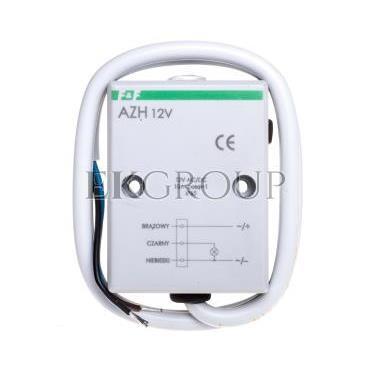 Wyłącznik zmierzchowy 10A 12V AC 2-1000lx AZH-12-143522